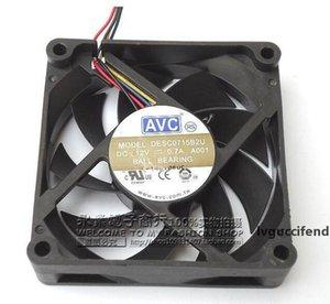 حماسي لبرودة ماجستير A7015-45RB-3AN-C1 70 * 70 * 15MM 7CM الكمبيوتر CPU مروحة تبريد DESC0715B2U 0.7A