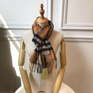wholesale Scarf fashion hot Sell European Winter Style High Quality Cashmere Scarves Woman wool Shawls100% cashmere brand printed plaid