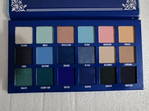 2020 new Maquillage brand make up eye shadow plalette CONSP IRACY 18color eyeshadow dhl free shipping