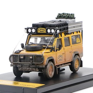 1:64 SCALE MASTER LAND ROVER DEFENDER 110 car model Diecasts & Toy Vehicles Collect gifts Z1202