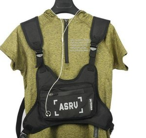 2020 tactical bags for men fitness bag waterproof rig streetwear vest mobile phone bag sport bag chest bags waistcoat travel sports bags of