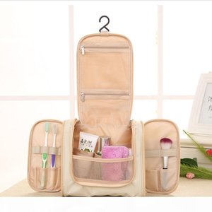 Hanging Women's Men's Cosmetic Bag Makeup Cases Pouch Toiletry Storage Organizer Travel Necessarie Accessories Supplies Products