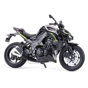 Welly 1:18 Kawasaki Z1000 R Edition Die Gussfahrzeuge Sammlerstücke Hobbies Motorrad Modell Spielzeug Y1201
