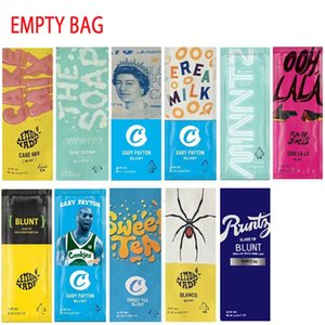 Pre Roll Package Cookies SF Pre Roll Burturet Plastic Mylar Bag 11 Типы 2G сенсорный запах кожи Пакет Minntz
