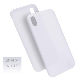 Suitable for iPhone 12 pro max frosted TPU soft shell anti-fall xs max mobile phone shell 8plus protective cover car phone holder