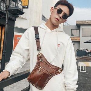men's fanny packs Retro waist bags designer casual Small Satchel travel waist pack high-quality mini bag Free Shipping