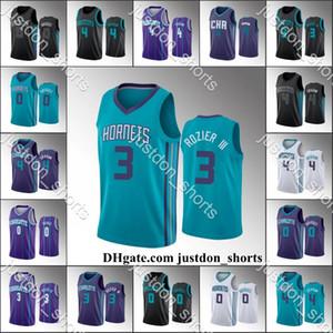 Erkekler CharlotteHornetsFormalar Basketbol Devonte Graham Terry Rozier III. Miller Bridges Sıcak Basın City New Edition Gömlek