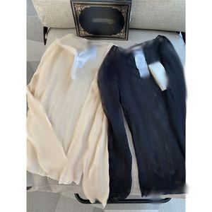 Sexy G письмо сетки рубашки роскоши полупрозрачные женские нижние беседы элегантные домашние топы мода кружевной рубашки подруги подарок на день рождения