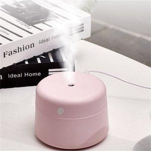 Silence Ultrasonic Aromatherapy Machine USB Mini Home 220ml Diffusore di olio essenziale Semplice strumento di rifornimento di acqua massiccio semplice NUOVY M2