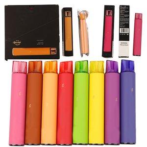 Original Puff Max Disposable Vape Pen Kit 2000 Puffs 5% 1200mAh 8.5ML Disposable Vape Pen Device Starter Kits Empty Disposable Device Kits