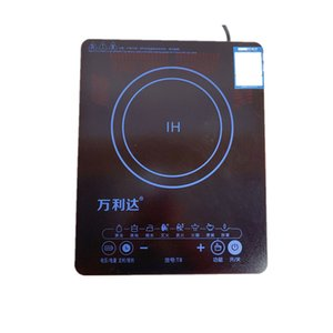 Induction Cooker Microcomputer Stove Slim LED Set Steel Slim Stove High Power Household Kitchen Indoor Electric Cooking Cooking Induction Co