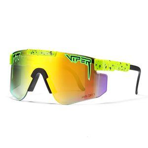 Polarisée design design Hommes Femmes 04 Sports Sunglasses TR90 Cadre Siamese Lentilles Vipper Viper Viperet Lunettes Pit Lunettes Luxe Brkrk