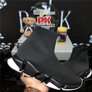 2020 Top Quality Speed 2.0 Socks Trainer Runner Sneakers Men Women Pairs Fashion Luxury Designers Sock luxurys designers shoes With Box
