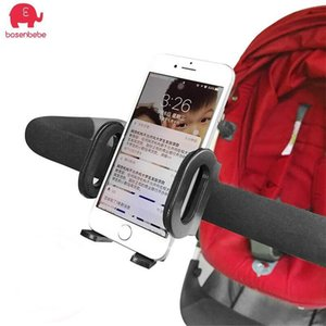 Baby Stroller Mobile phone holder Infant Stroller Bicycle Carriage Cart Accessory Plastic Bottle Cup Holder Baby Activity Produ B1203