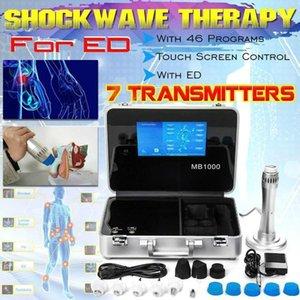 Elektrikli Masajlar Akustik Dalga Zimmer Shockwave Terapi Makinesi Fonksiyonu ED Tedavisi için Ağrısı Temizleme1