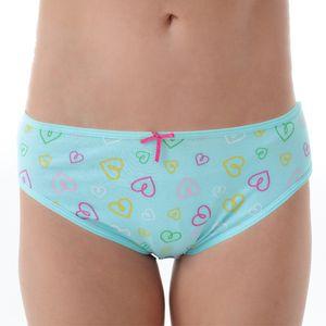 Miaoersidai Women Girls Niñas Calzoncillos de algodón de la cintura baja Señoras Las bragas más baratas intimates Sexy Ladies Lingerie S / M / L / XL T200420