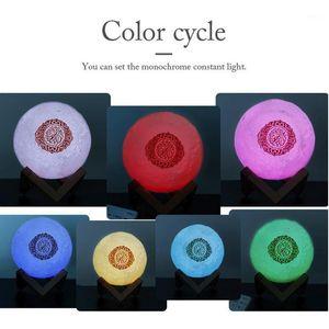 Moonlight Quran Speaker Colorful LED Effect USB Charging Remote Control Bluetooth Quran Bluetooth Speaker Night Light1