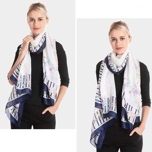 Headscarf шарф шаль и обертки хлопок 180 * 90 см женщин для девочек женский шелковый печать мода China (Mainland) Recort1