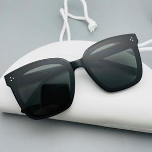 2020 New Korean Design Sunglasses Men Trendy GM Oversize Frame Women High Quality Vintage Gentle Dreamer 17 Sun glasses UV400