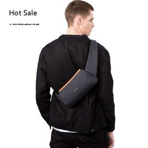 NEW Crossbody Men Shoulder Bag Male Sling Chest Cross Body Messenger Handbag For Waist Belt Matching Waterproof