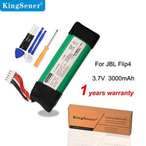 Keenerer 3000mAh Batterie für JBL Flip 4 für Flip 4 Sonderausgabe GSP872693 01