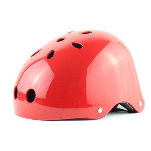 Livraison Gratuite Enfants Helméques Helmet adultes Plum Blossom Casque Rouleau Patinage Patinage Skateboard Casque de Sports en plein air Casque de protection Technique de protection Q4103