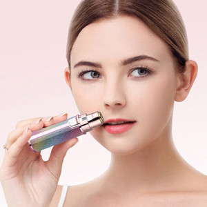 Electric Eyebrow Trimmer USB Charger Painless and Washable Eyebrow Hair Remover Women depilatorRabin