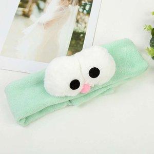 Kore versiyonu güzel büyük gözler nane yeşil saç bandı