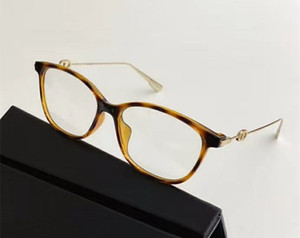 2021 Designed lightweight Women Glasses Frame Plain 54-18-145 Imported plank fullrim for optical prescription fullset packing case