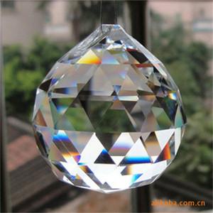 Multifaceted Kristal Lambaları Aksesuarları Moda Basitlik Cam Top Lambası Dekorasyon Ev Mobilya Moda Sıcak Satış 0 73CJ P2