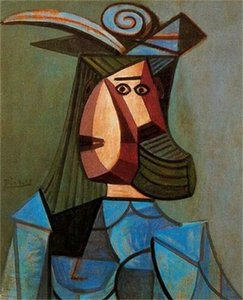 Pablo Picasso Large Home Decor Handcrafts  HD Print Oil Painting On Canvas Wall Art Canvas Pictures , F201206