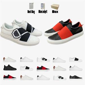 LUXURYS DESIGNADORES ZAPATOS HOMBRE Sneakers Zapatos para hombre Entrenadores Zapatos blancos Botines de moda Top Top Sneakers Boys Botas Tamaño US5-11.5