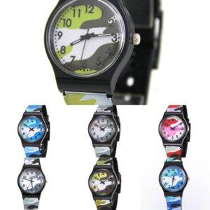 FIM25 Männer Camouflage Vintage Watch BP Fabrik BEZEL Black Herrenuhr Band Bewegung Uhren Mens Mechanische Alligator Legierung Asien Sea Sport