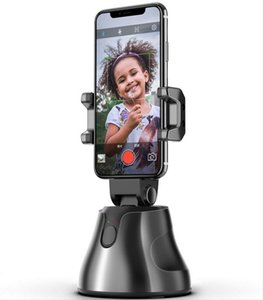 Stable Selfie Stick Group Rotation And 360 Degree Face Gimbal Follow Me Phone Holder Smart Following Shooting