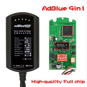 9in1 Universal AdBlue Emulator não precisa de nenhum suporte de software, ônibus e outros veículos pesados com 4 e 5 taxas de emissão de escape