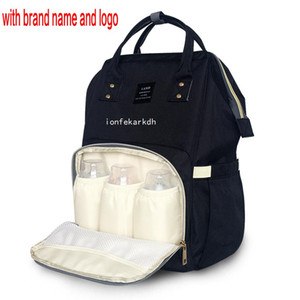 Diaper Bag New Baby Fashion Mummy Maternity Nappy Bag Large Capacity Baby Travel Backpack Designer Nursing Bag  2W4in QYNF