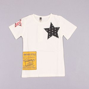 Clearance sale Boys Activewear Fashion Casual Tops Kids Summer Cool Shirts Short Sleeve T Shirt Children Pullover Z102