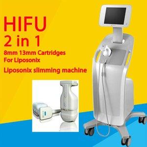 의료용 Liposonix 슬리밍 기계 리포소닉 몸 슬리밍 기계 Hifu Liposonix 지방 연소 HIFU 지방 흡입 배꼽 지방 감소