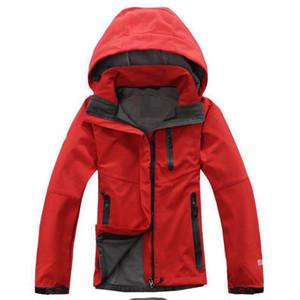Mulheres Brand Jacket Respirável À Prova D 'Água Hoodies ao ar livre desportivos Designer casacos desenhador de desenhador outono outwear para mulher