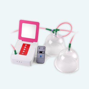 2021 Electric breast enhancement instrument Vacuum Breast Enlargement bust enhancement Pumps therapy massager eouble abundance care machine