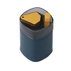 Portafoglio automatico portafoglio contenitore creativo plastica tavolo domestico toothpick scatola di immagazzinaggio portatile denti da stuzzicadenti erogatore DDD4222