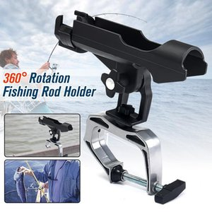 Bobing RH20 Rotatable 360 Degree Spinning Fishing Rod Fixed Holder Boat Fence Mount Kit Kayak Side Sea Fish Tackle Access Tools B1203
