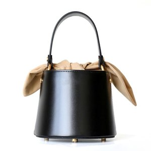 Brand Women Designers Bucket Bags Genuine Leather Handbags Lady Crossbody Bags Shoulder Bag Real Leather High Qualitly Mini Bucket Bag