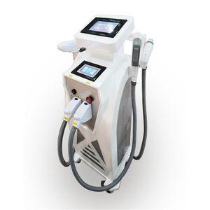 Sell-well 3 in 1 IPL Laser Nd Yag Permanents IPL RF Skin Rejuvenation Nd Yag Tattoo Removal Beauty Machine