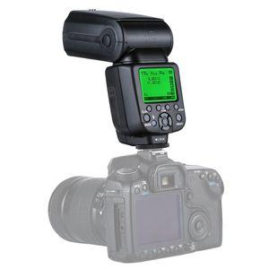 Triopo TR-960iii Flash Speedlite for Canon Nikon DSLR Cameras