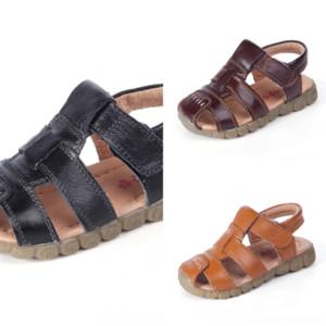 Ey2d crianças sapatos esporte outono meninos genuínos meninos sapatos meninas meninas sapatos casuais plana criança rebite sapato adolescente antiderrapante