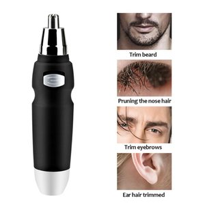 2020 New Electric Nose Hair Trimmer Ear Face Clean Trimmer Razor Removal Shaving Nose Face Care Kit For Men And Women