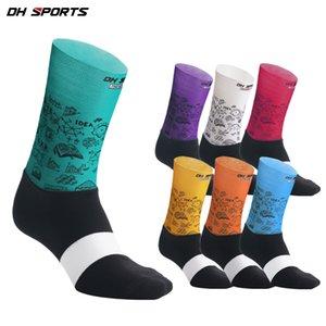 2019 Quality Professional Sport Cycling Socks Comfortable Road Bicycle Socks Mountain Bike Socks