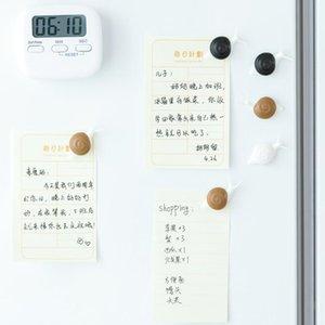 Nette Schnecke Kühlschrankmagnet Souvenir Kunststoff Kühlschrank Magnet Insekt Karte Halter 3D Nachricht Aufkleber Für Kinder Küche Wohnkultur Bbyzer