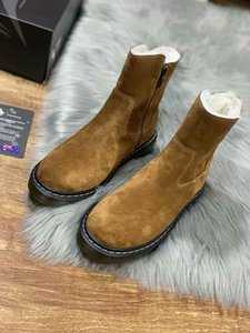 Shoes Women's boots stitching keep warm and beautiful feet Brown Text